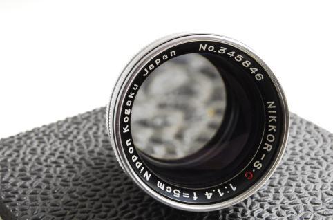 Nikon Nikkor-SC 5cm F1.4