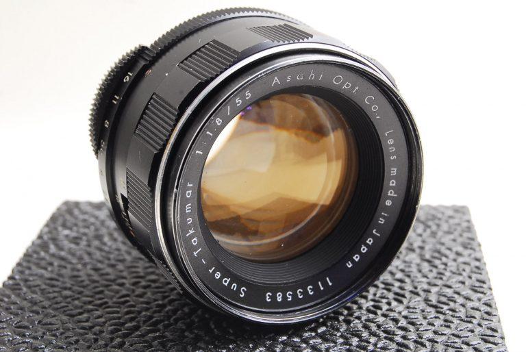 Pentax Super-Takumar 55mm F1.8