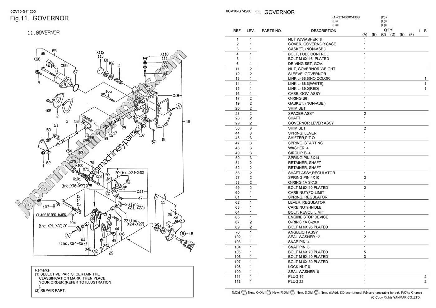 Yanmar Injection Pump | Wiring Diagram Database