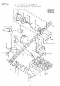 Parts for YANMAR 3TNE84-YBC