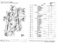 Parts for YANMAR F145D /155D