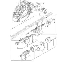 Nippondenso Alternator Wiring Diagram Craftsman Ltx 1000 Parts Denso Imageresizertool Com