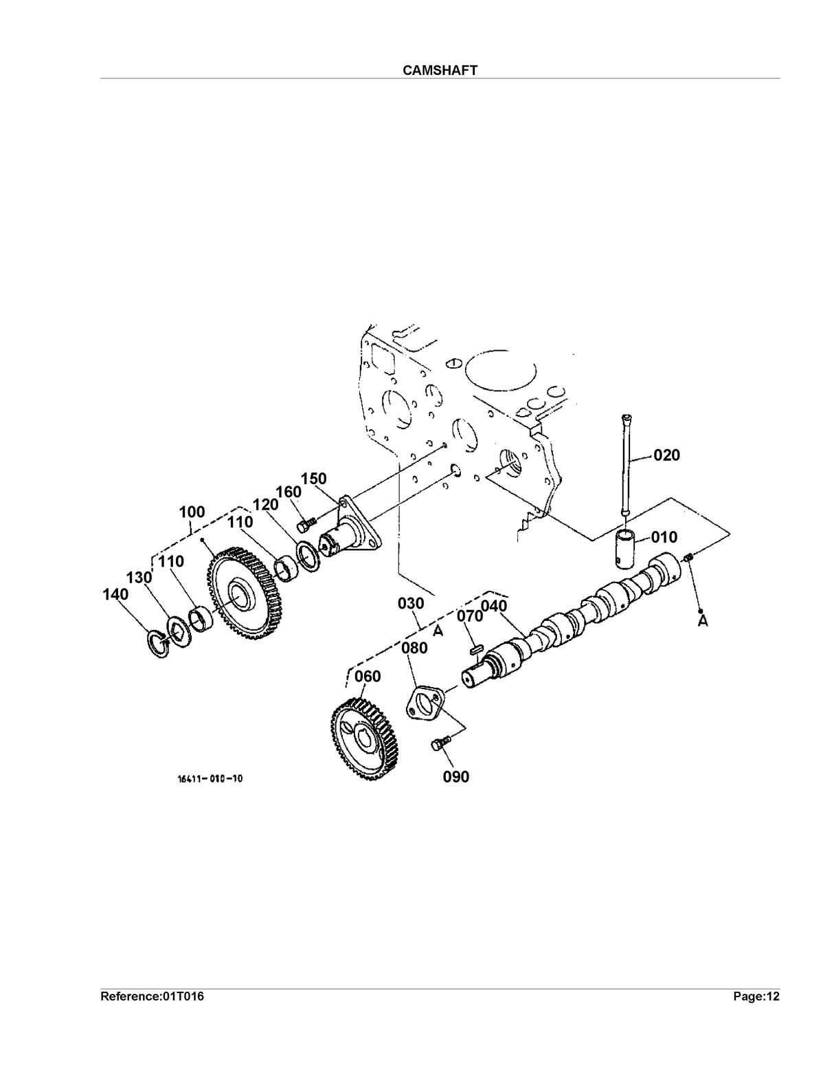 Parts For Kubota D