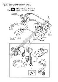 Parts for YANMAR 2GM20