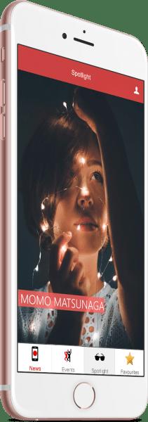 Japan Nakama App - Spotlight