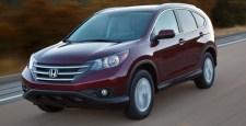 Honda CR-V najlepszym 4×4 2012 roku