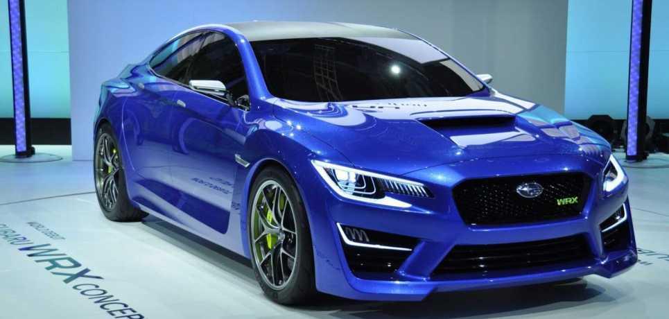 Subaru WRX Concept – powrót legendy?