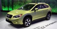 Pierwsze hybrydowe Subaru
