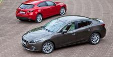 Mazda 3 Sedan oficjalnie