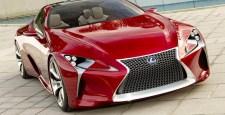 Nowy Lexus LFA powstanie na bazie BMW?