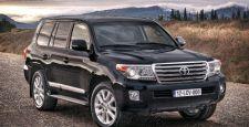 Toyota Land Cruiser V8 wycofana z Europy