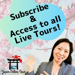 Japan Online Tour banner