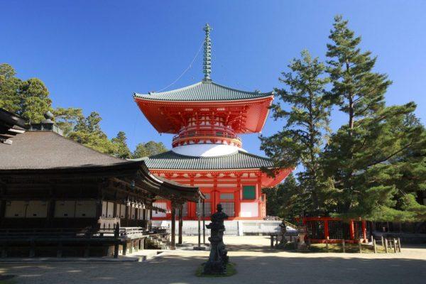 Koyasan Japan online tour3
