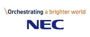 NEC ロゴ