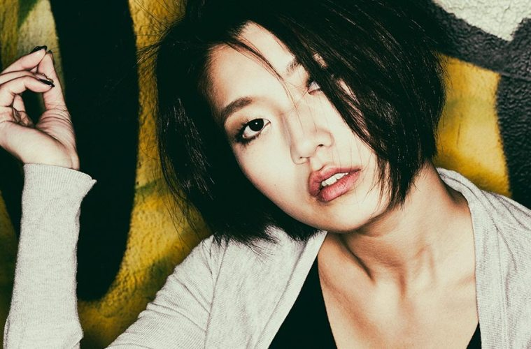 Model photography in Tokyo: Test shoot with Norie