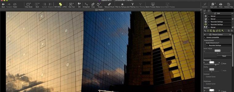 Nikon Custom Picture Controls