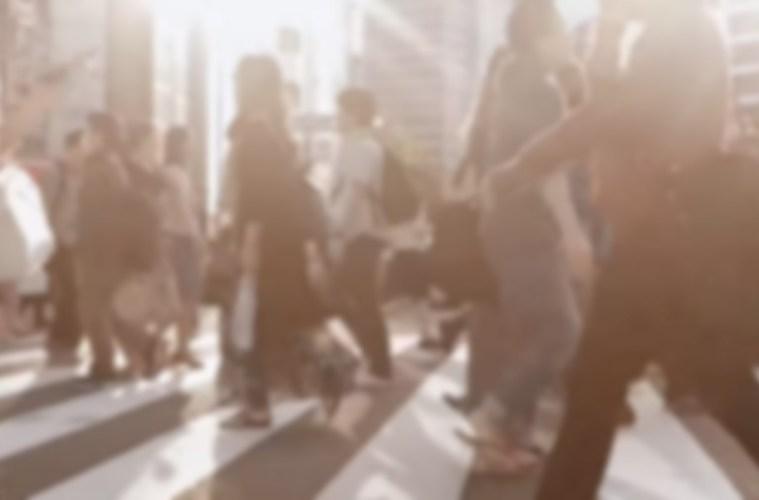 Short film of Tokyo in Slow Motion