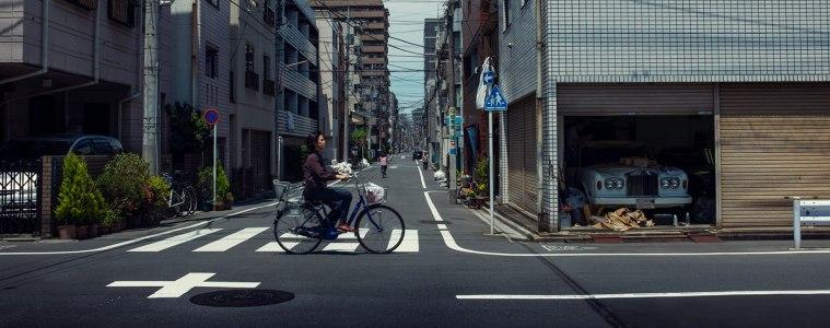 Off piste Tokyo: photowalks off the beaten track in Tokyo, Japan