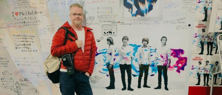About photographer Alfie Goodrich