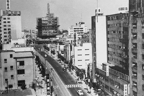 miyamasuzaka-shibuya-1956