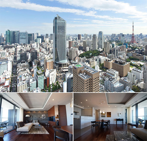 Toranomon Hills Residence for Sale
