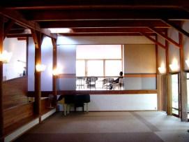 Harmony House, Karuizawa, 1982.