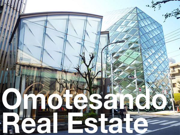 Omotesando Real Estate