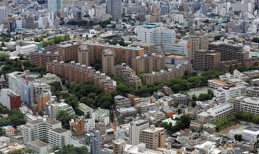 Omotesando Hills Apartments