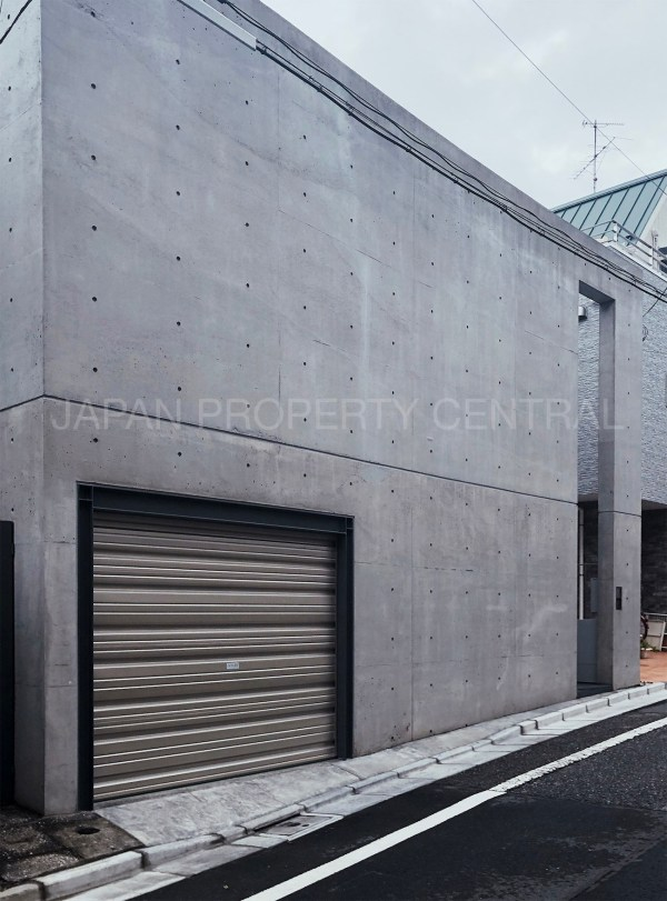 Tadao Ando Designed House In Under Offer
