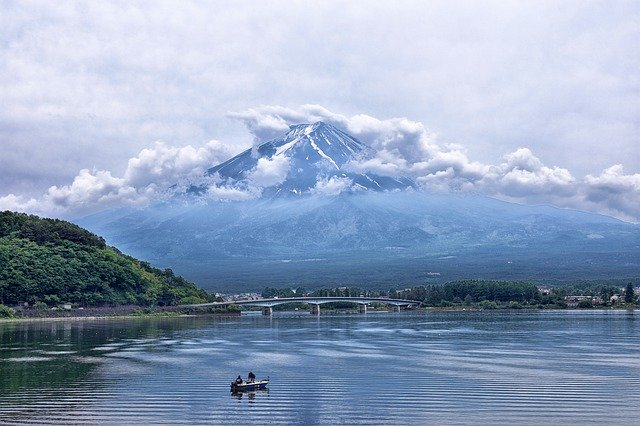 Take in these amazing landscapes when you travel to Japan