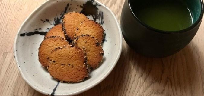sesam småkager