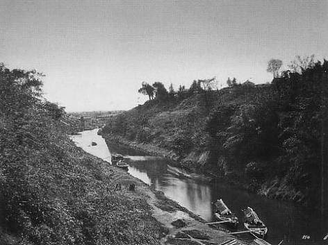 View of Ochanomizu in the Meiji Period