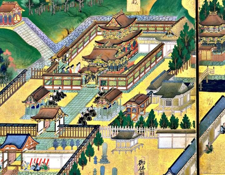Tokugawa Hidetada Daitoku-in Taitoku-in Zojoji Shiba Grave
