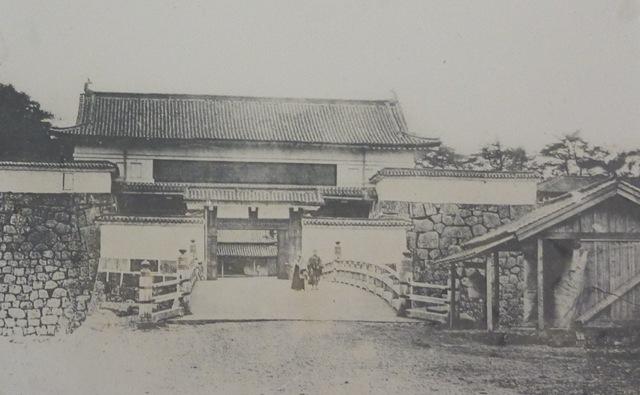 Main Bridge to Edo Castle