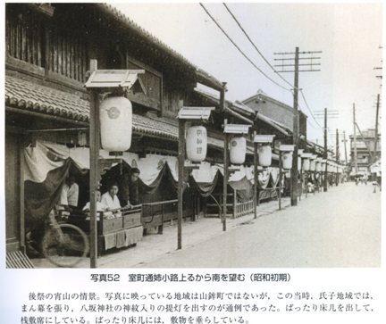 Muromachi Alley in the early Showa Period