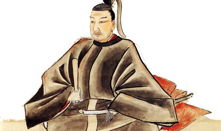 Tokugawa Ieharu, not the craziest shogun, not the coolest shogun. Just a shogun who was really into his hobbies.