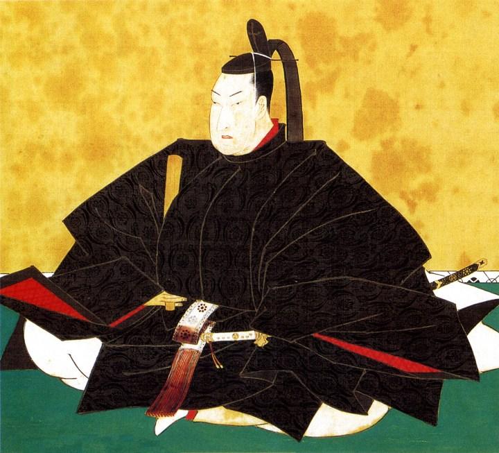 The Dog Shogun, himself. Mr. Tokugawa Tsunayoshi.