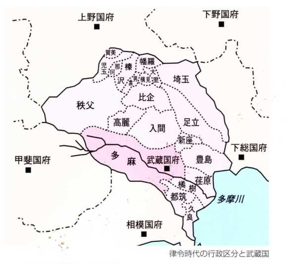 Sorry for the Japanese, but this is the best I could find on short notice.  If I can't find a better map, I'll modify this one with English labels later when I have a little more time.