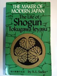 the life of tokugawa ieyasu (book)