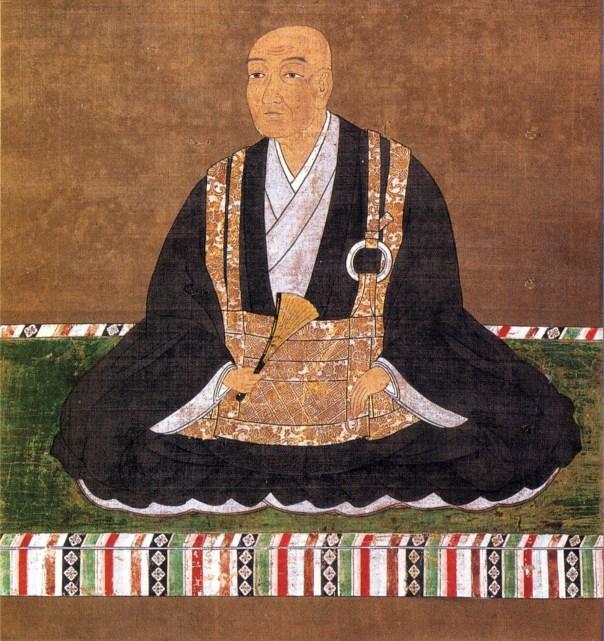Oda Nagamasu (Yuuraku) - the man himself.