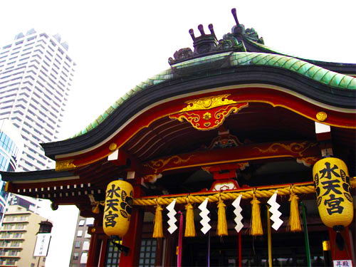 shrine honden