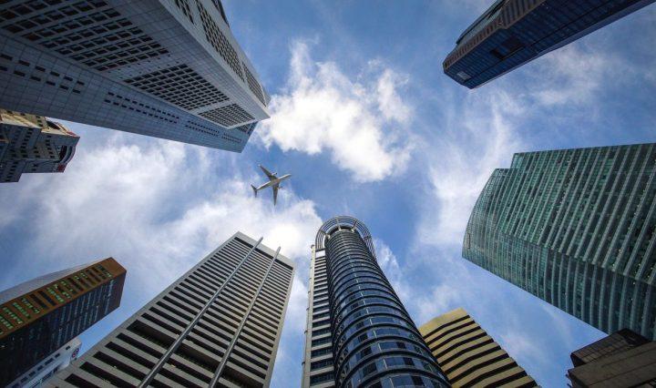 hiroo skyscrapers