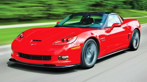 A corvette, as opposed to a corvee.