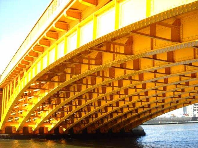 Kuramaebashi (Kuramae Bridge)