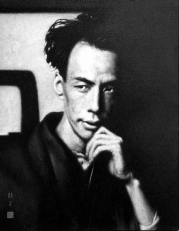 Akutagawa Ryunosuke's bad hair day