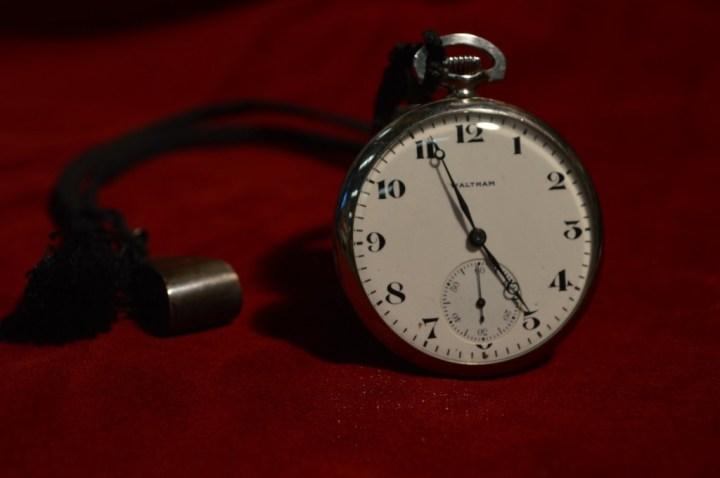 A Meiji/Taishō Era watch