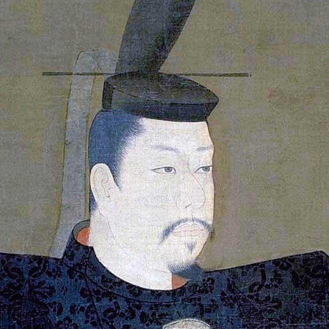 Founder of the Kamakura Shōgunate and Unlucky Guy With Horses, Minamoto no Yoritomo.