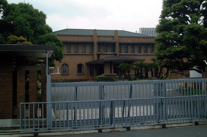 former prime minister's house