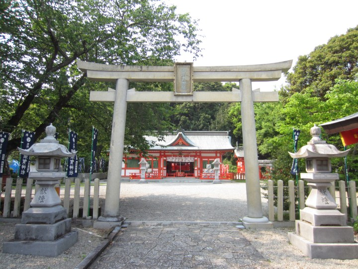 asuka shrine