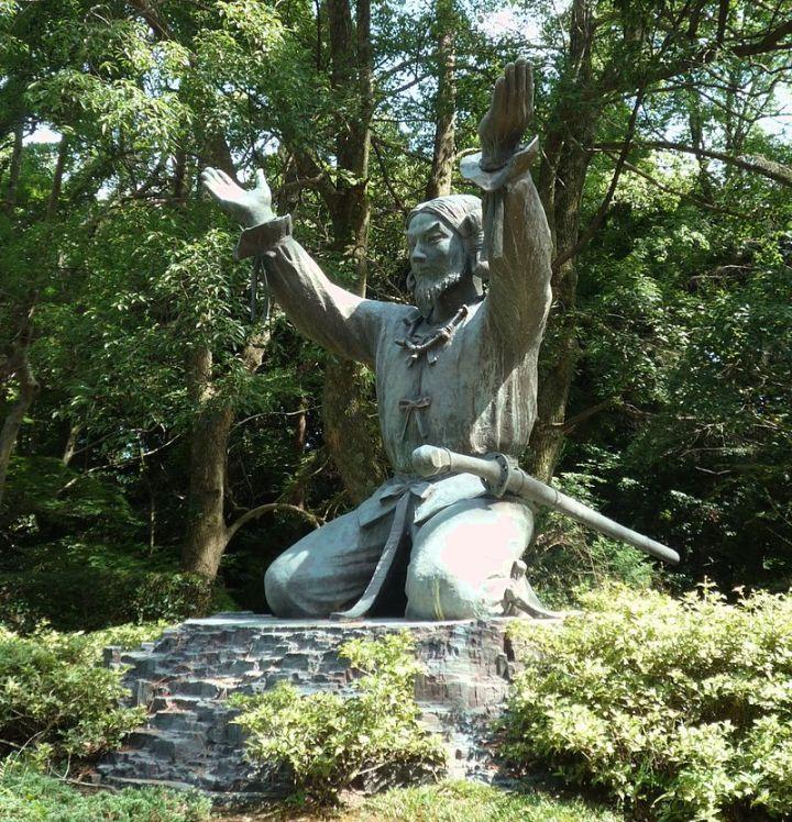 Ōkuninushi Statue Izumo Taisha